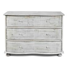 Coble Commode, French Grey
