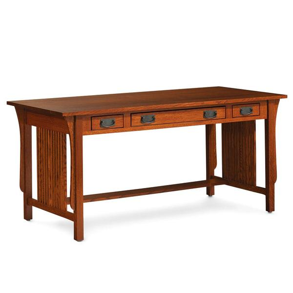 See Details - Prairie Mission Large Writing Desk - Express