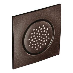 Mosaic oil rubbed bronze body spray