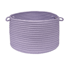 "Simply Home Basket H533 Amethyst 14"" X 10"""