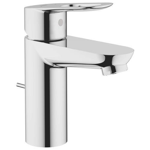 Bauloop Single Hole Single-handle S-size Bathroom Faucet 1.5 Gpm