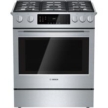 "800 Series, All-Gas Slide-In Range ""OUT OF BOX"""