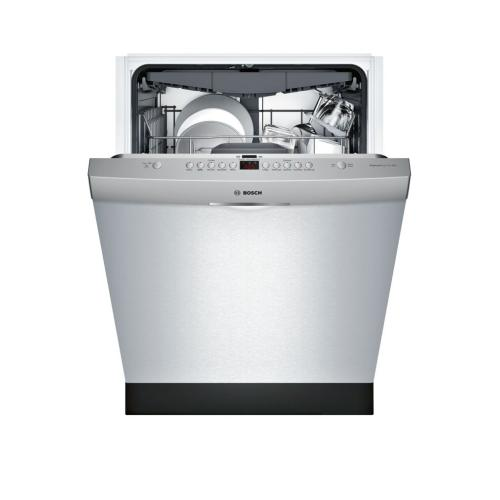 300 Series Dishwasher 24'' Stainless steel SHS863WD5N
