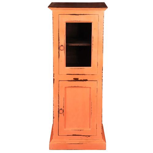 Product Image - Storage Cabinet - Coral and Raftwood