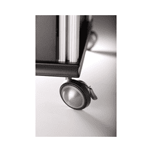 See Details - Salamander Saturn Wheels, Set of 10, Satin Chrome