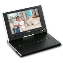 "10.2"" Diagonal Portable DVD Player"