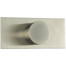 3-Way Diverter Trim Kit, RND + Letterbox Brushed Nickel