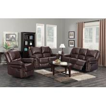 See Details - Reclining Living Room Set w/Sofa, Loveseat, Reclining Chair - Glorious (3 Piece)