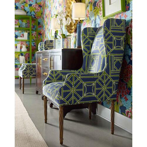 Taylor King - April Chair