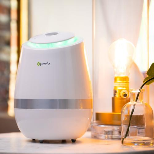 Greentech Environmental - pureAir 500 Room Purifier for Spaces up to 850 Square Feet