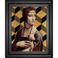 View Product - Lady With Prisms By Eccentric Accents