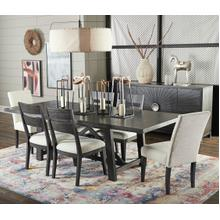 View Product - City Limits Rectangular Dining Room Table