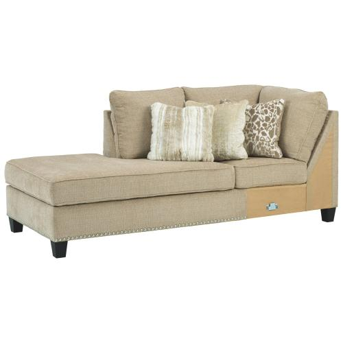 Dovemont Left-arm Facing Corner Chaise