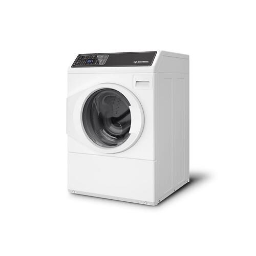 Speed Queen - FF7 White Front Load Washer with Sanitize  5-Year Warranty