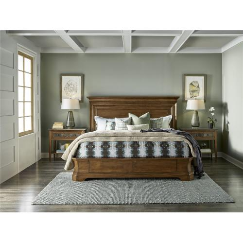 Kingsbury Queen Bed