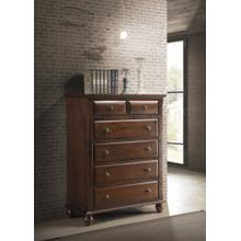 Concord Cherry Finish solid wood construction Chest