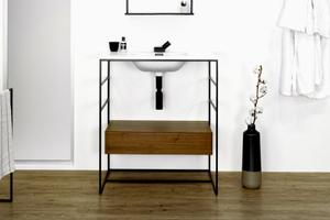 Floor-mount vanity Console Product Image