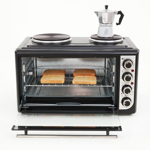 Avanti - 1.4 cu. ft. Multi-Function Portable Oven