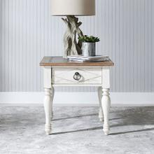 See Details - 1 Drawer End Table