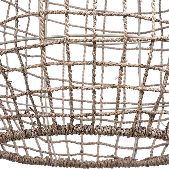 Uttermost - Cross Weave, 1 Lt Pendant