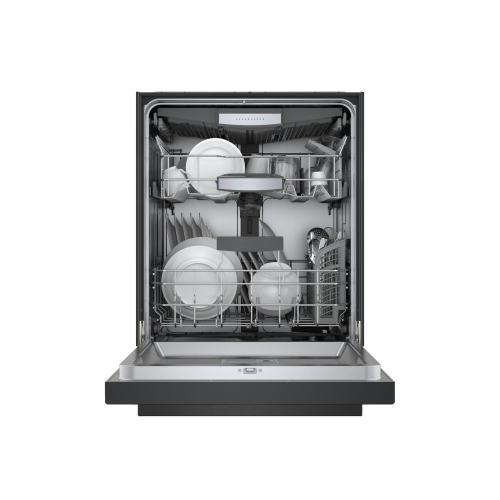 800 Series Dishwasher 24'' Black SHEM78Z56N