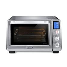 See Details - Livenza 9-in-1 Digital Air Fry Convection Toaster Oven, Grill, Broil, Bake, Roast, 24L (8 cu ft) EO241264M