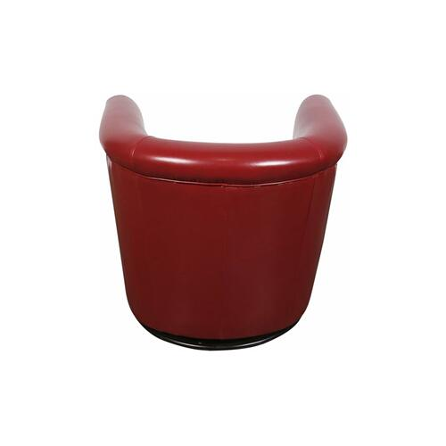 Marvel Red Swivel Chair, AC204
