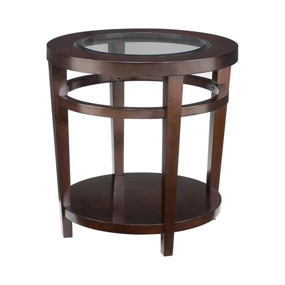Hammary - Round End Table