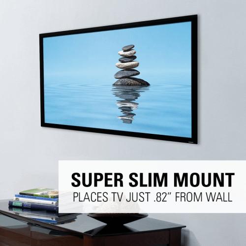 "Super Slim Tilting Wall Mount For 40"" - 85"" flat-panel TVs"