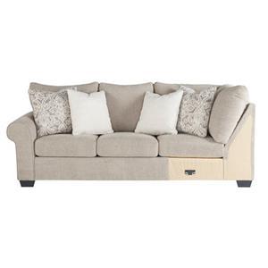 Gallery - Baranello Left-arm Facing Sofa With Corner Wedge
