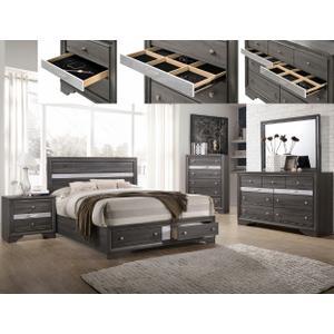 Crown Mark - Regata Bedroom Group