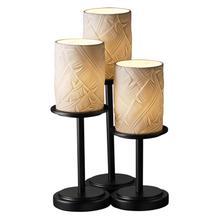 Dakota 3-Light Table Lamp