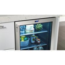 Undercounter Refrigerator - Glass