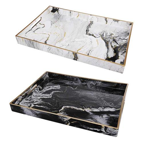S/2 Decorative Trays
