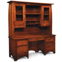 See Details - Aspen Credenza with Inlay, Large Credenza