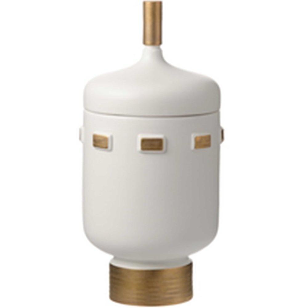 Toggle Jar White