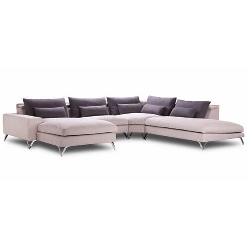 Bazaar Sectional (173-177-055-179)