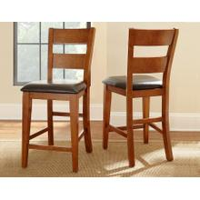 Mango Counter Chair, Light Oak