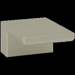 Milan Deck Mount Tub Filler SQU Brushed Nickel
