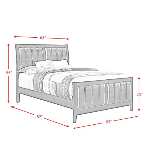 Lawrence Queen Panel Bed