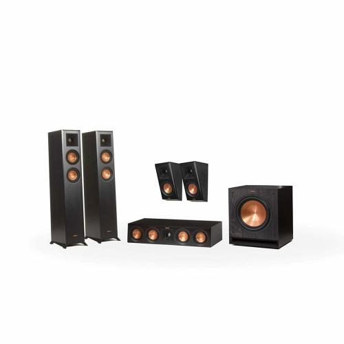 RP-4000F 5.1 Home Theater System - Ebony