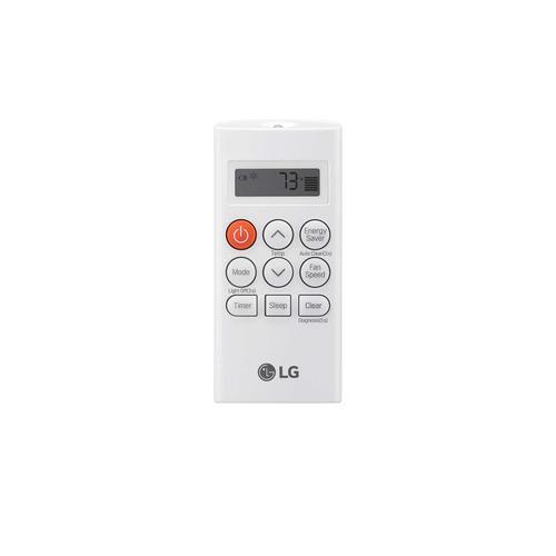 LG - 9,500 BTU DUAL Inverter Smart Wi-Fi Enabled Window Air Conditioner