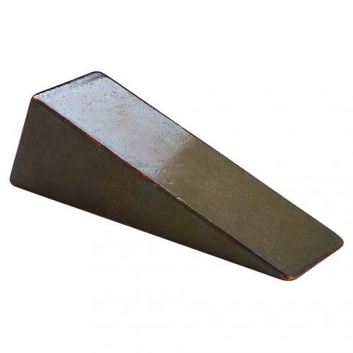 Rocky Mountain Hardware - Wedge Door Stop - DSH401 Silicon Bronze Rust