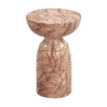 Product Image - Rue Sunset Marble Side Table