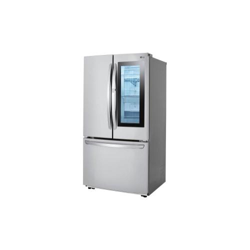 23 cu. ft. InstaView™ Door-in-Door® Counter-Depth Refrigerator