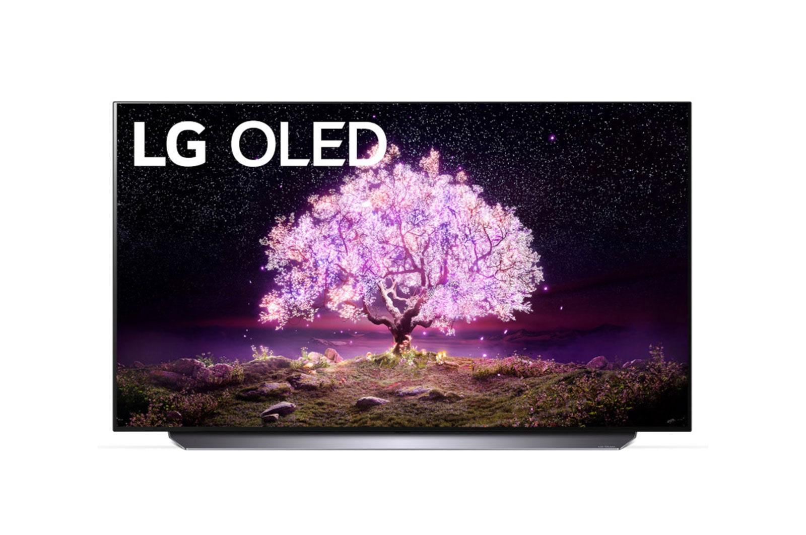 LG AppliancesLg C1 55 Inch Class 4k Smart Oled Tv W/ Ai Thinq® (54.6'' Diag)