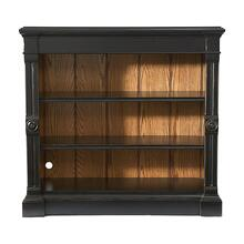 Discoveries Two Tone Bookcase