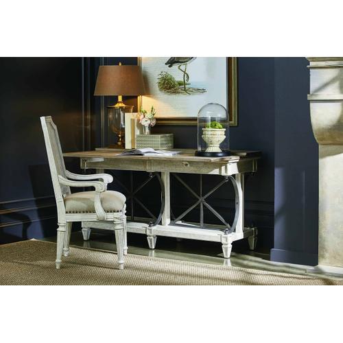 Arch Salvage Mills Arm Chair