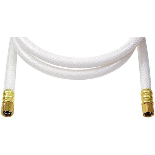 """Poly-Flex Ice Maker Connectors (5 ft x 1/4""""; Lead-free poly)"""