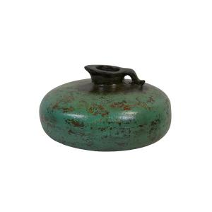 Small Arby Turquoise Pot